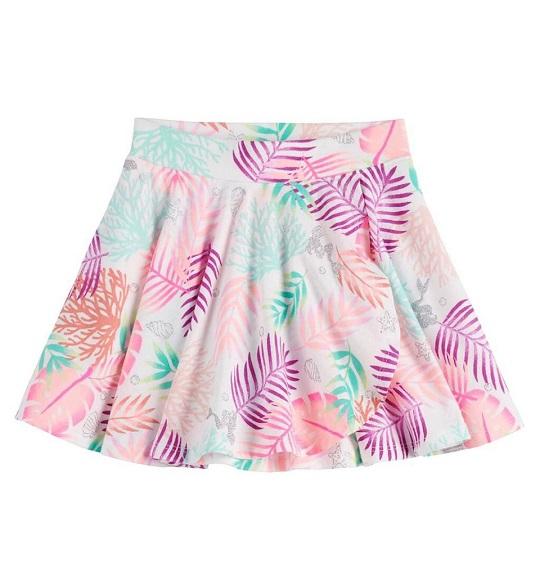BG-Chân váy voan Jumping Bean/Disney lá màu