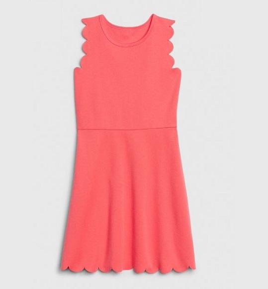 BG-Đầm Gap /H&M hồng đỏ