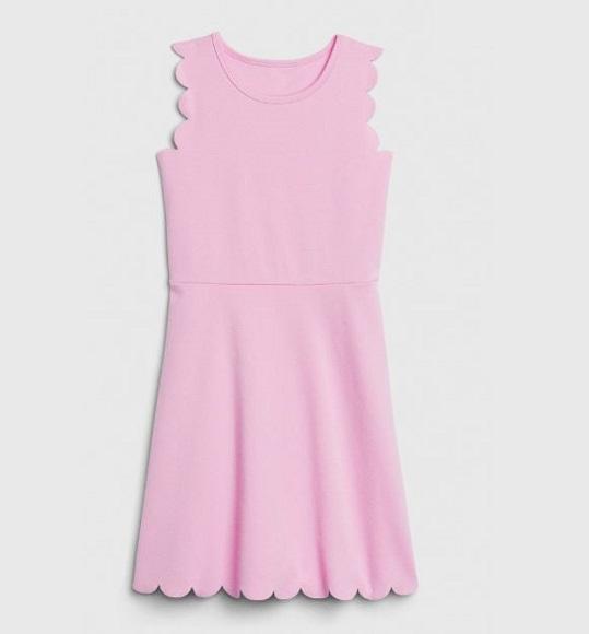 BG-Đầm Gap /H&M hồng nhạt