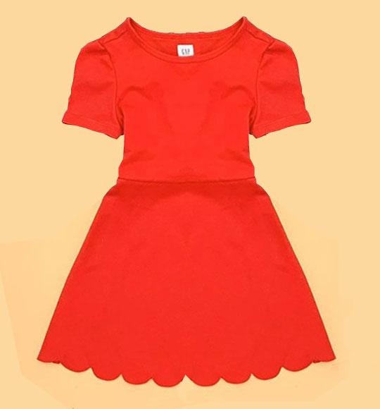 BG-Đầm Gap /H&M đỏ