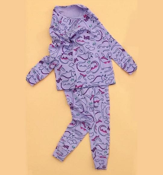 BG-Bộ Sleepwear S2 Carters tím KL