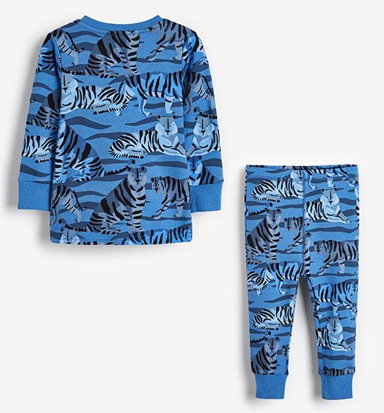BT-Đồ bộ Sleapwear Next xanh dương hổ