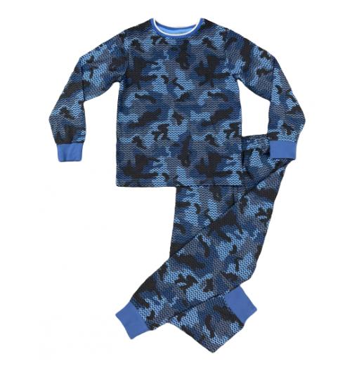BT-Đồ bộ Sleapwear Next xanh hoa văn