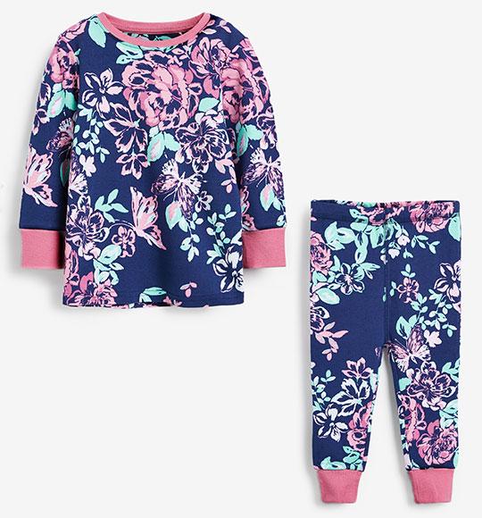 BG-Đồ bộ Sleapwear Next xanh hồng HV