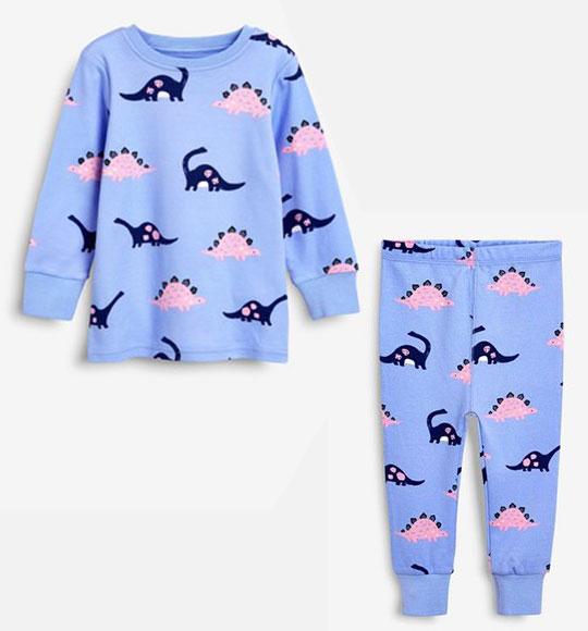 BG-Đồ bộ Sleapwear Next xanh KL hồng