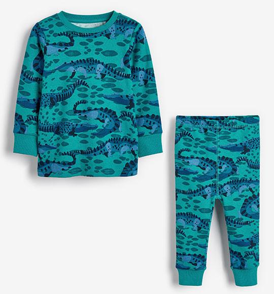 BT-Đồ bộ Sleapwear Next xanh cá sấu