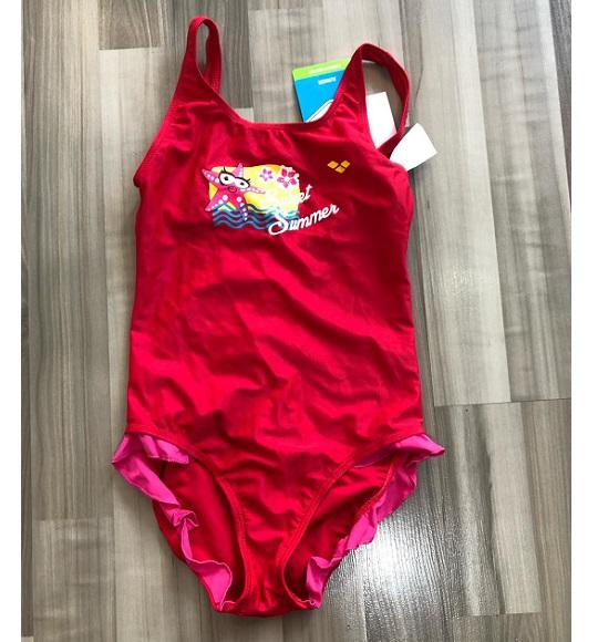 BG-Đồ bơi đỏ sweet