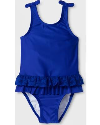 BG-Đồ bơi 1 mảnh xanh phi bóng