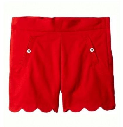 BG-Short Khaki Jannie & Jack đỏ