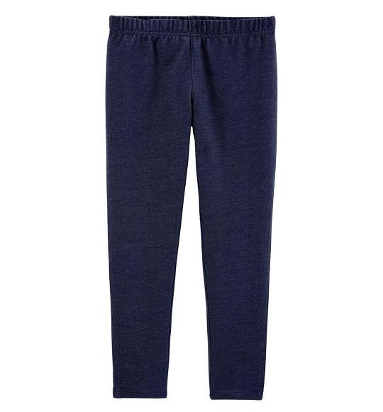 BG-Quần legging Carters màu jean