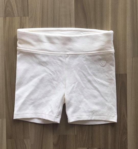 BG-Legging đùi Justice trắng