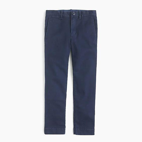 BT-Quần khaki dài J.Crew xanh xám