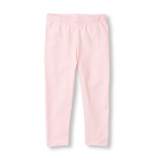BG-Quần legging Place S3 hồng lợt