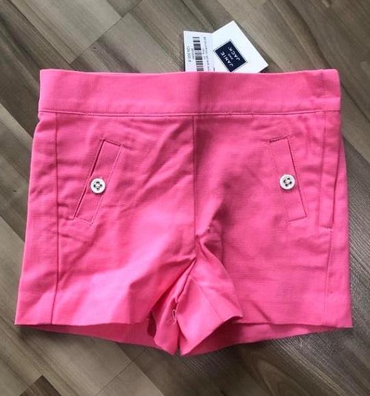 BG-Short Khaki Jannie & Jack hồng