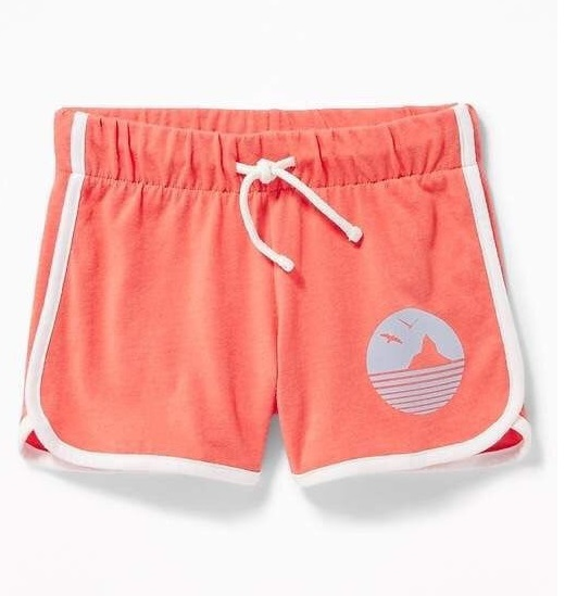 BG-Quần short Old Navy carot