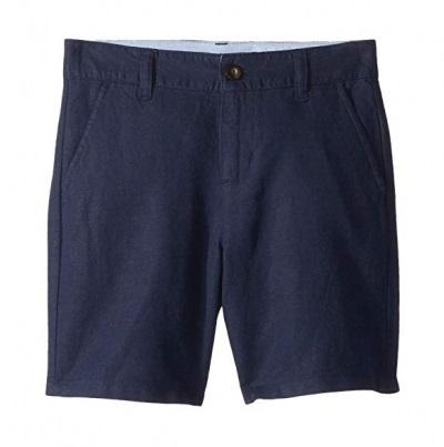 BT-Short khaki Janie Jack navy