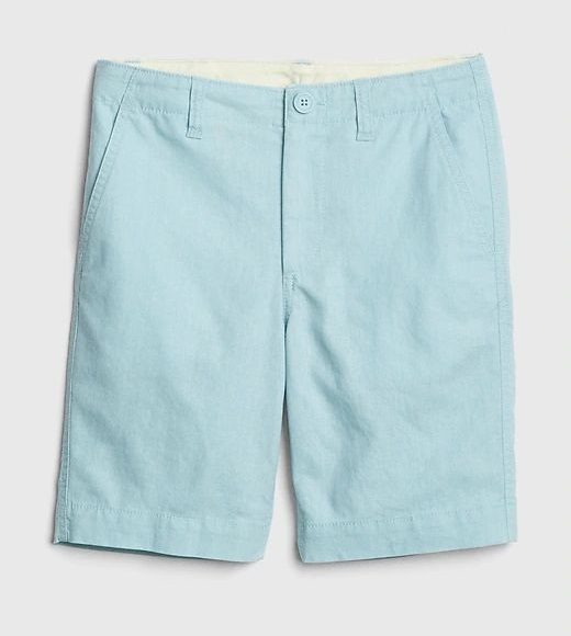 BT-Short khaki Gap xanh