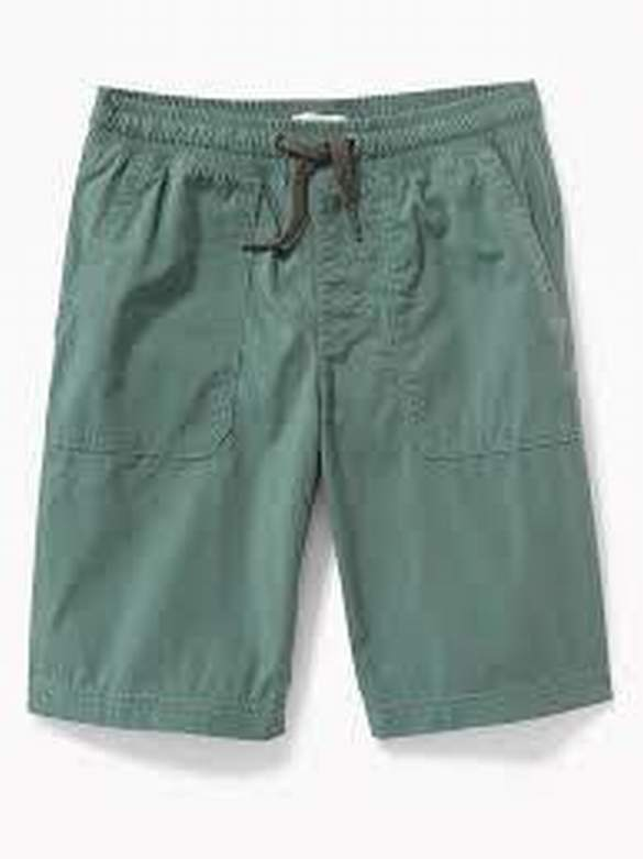 BT-Short khaki Old Navy xanh lá đậm