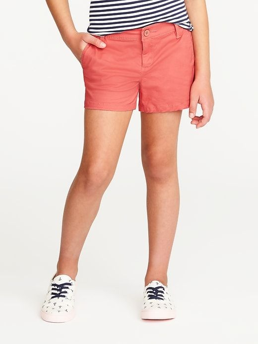 BG-Short Khaki Old Navy hồng