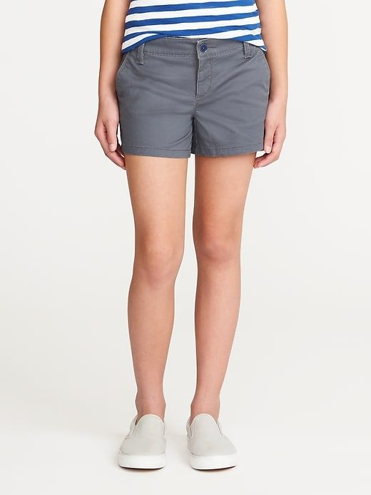 BG-Short Khaki Old Navy xám đậm