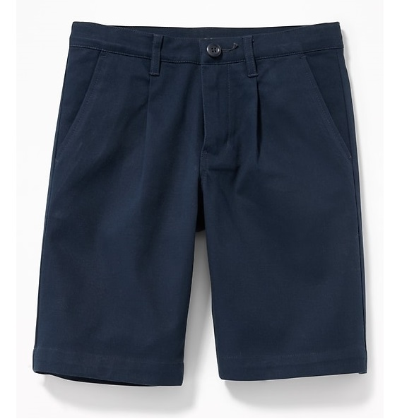 BT-Short Khaki Old Navy xanh navy