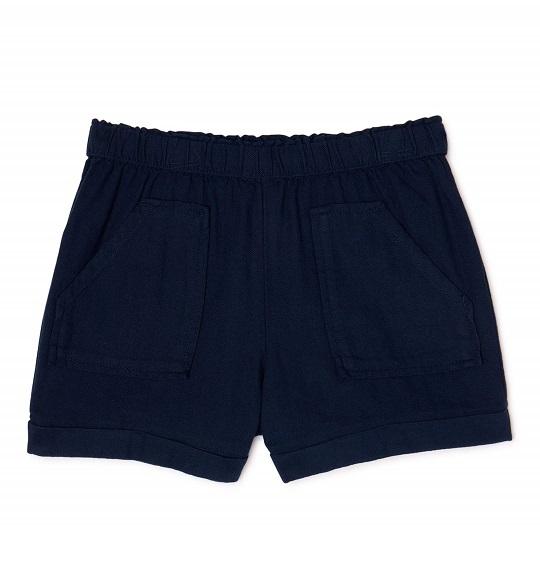 BG-Short vải Wonder Nation xanh navy