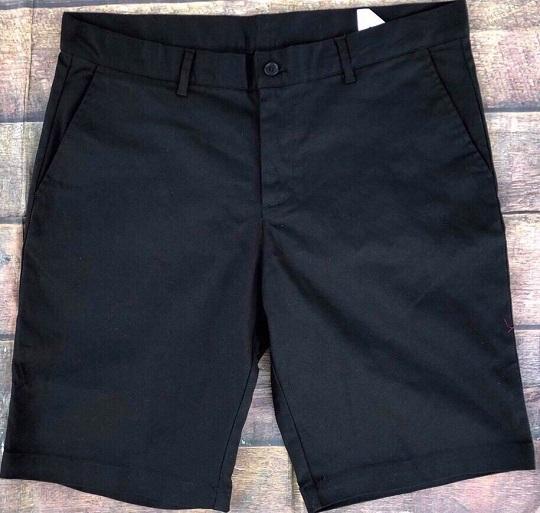 NAM-Quần short Khaki FNC đen