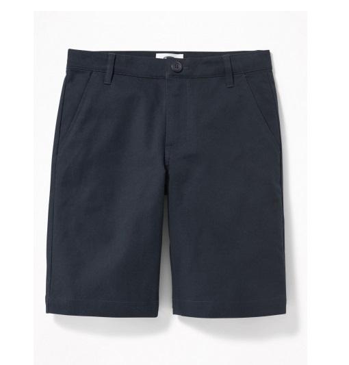 BT-Short khaki Old Navy xanh xám đậm