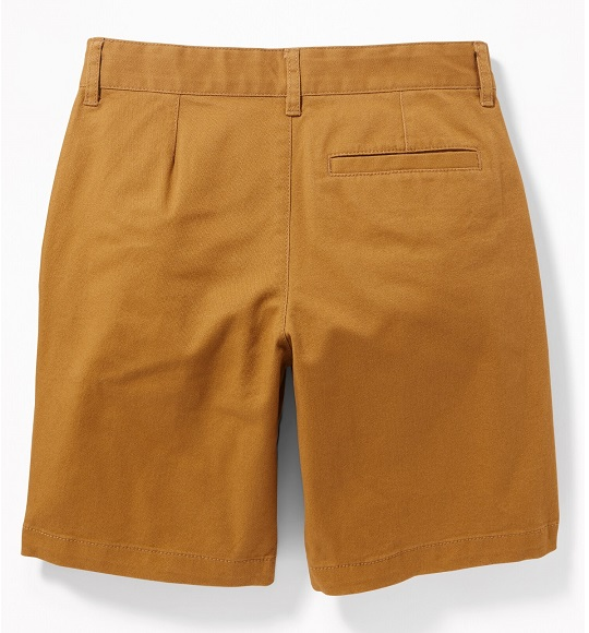 BT-Quần short Khaki Old Navy 5-18 da bò