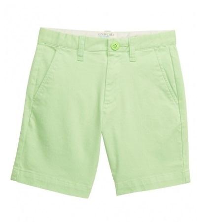 BT-Short khaki J.Crew xanh chuối