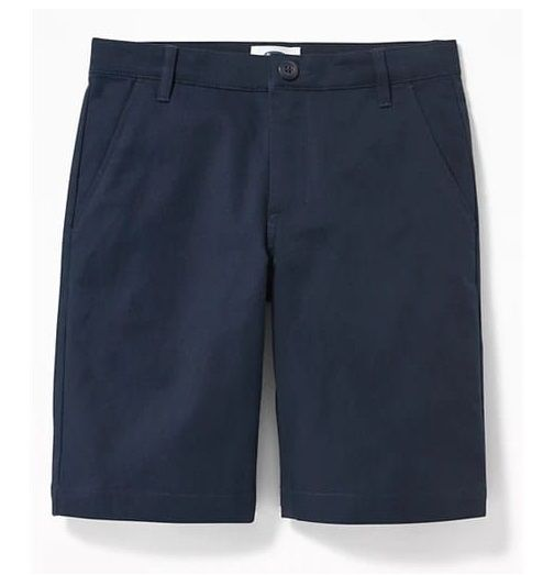 BT-Short khaki Old Navy xanh navy