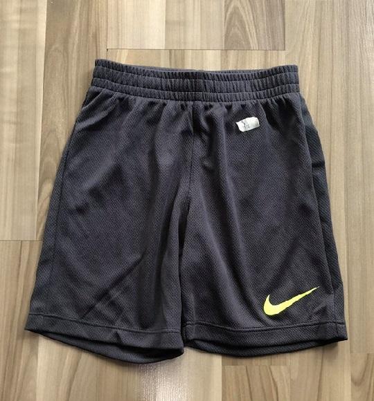 BT-Short thể thao Nike/Jordan xám đậm lưới trơn