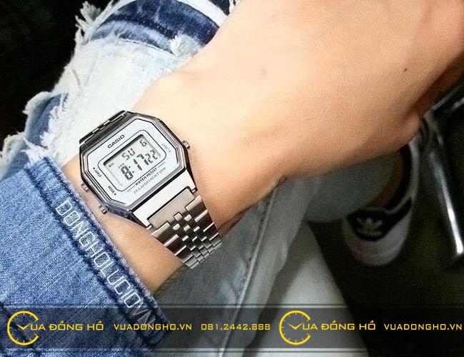 Đồng hồ CASIO Classic LA680WA-7DF chính hãng giá rẻ - 6