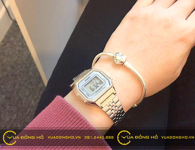 Đồng hồ CASIO Classic LA680WA-7DF chính hãng giá rẻ - 7