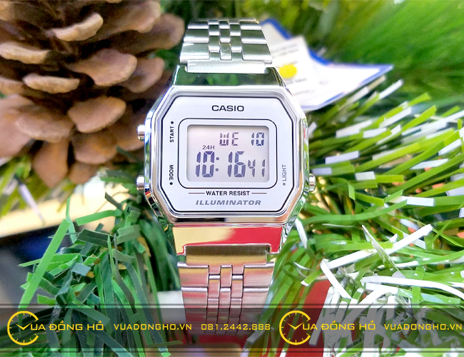 Đồng hồ CASIO Classic LA680WA-7DF chính hãng giá rẻ - 4
