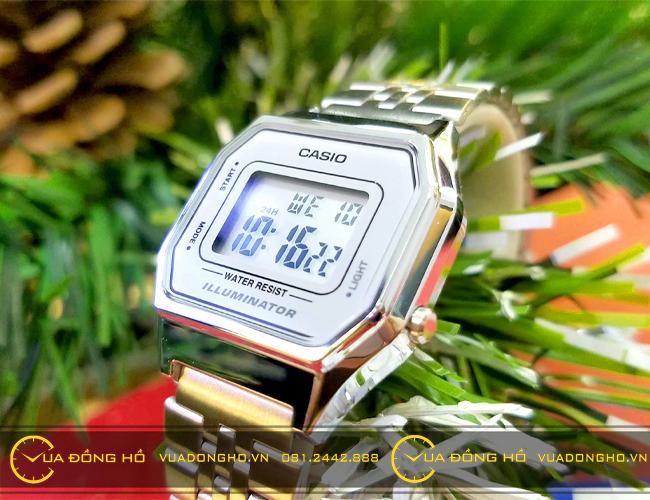Đồng hồ CASIO Classic LA680WA-7DF chính hãng giá rẻ - 5