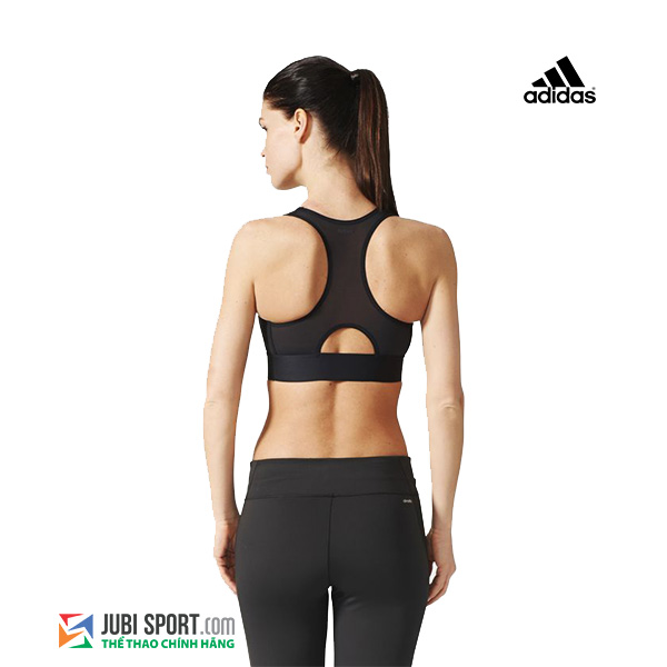 Áo Bra Adidas Techfit Badge of Sport BR7932