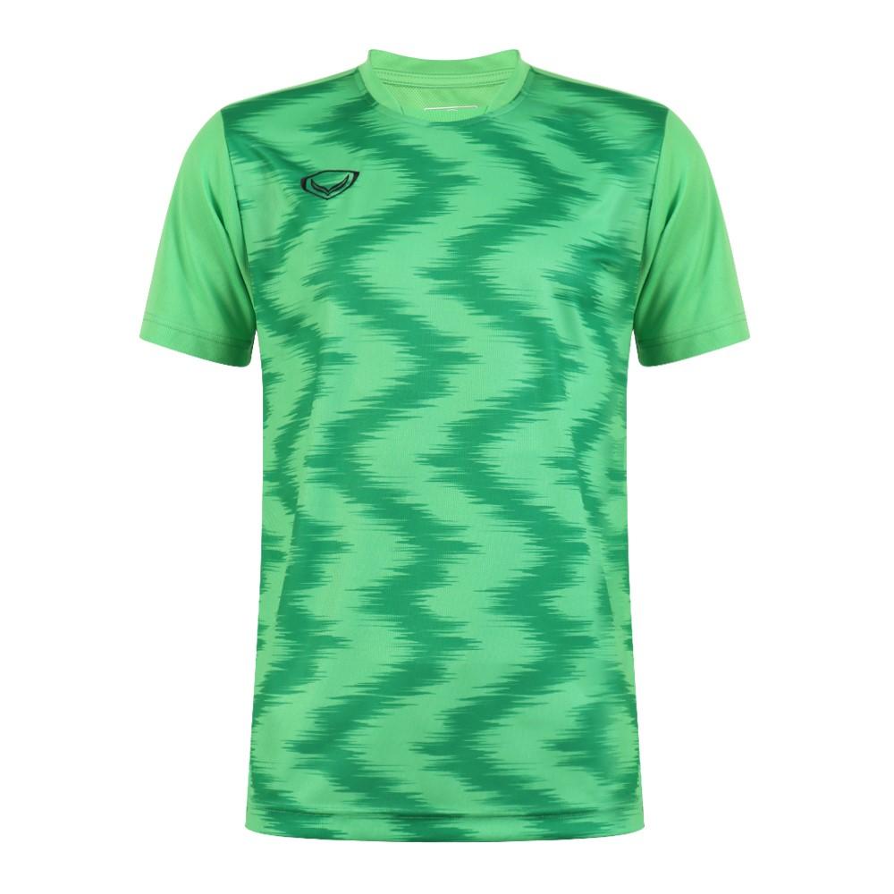 Áo bóng đá Grand Sport FB11543 màu Xanh lá