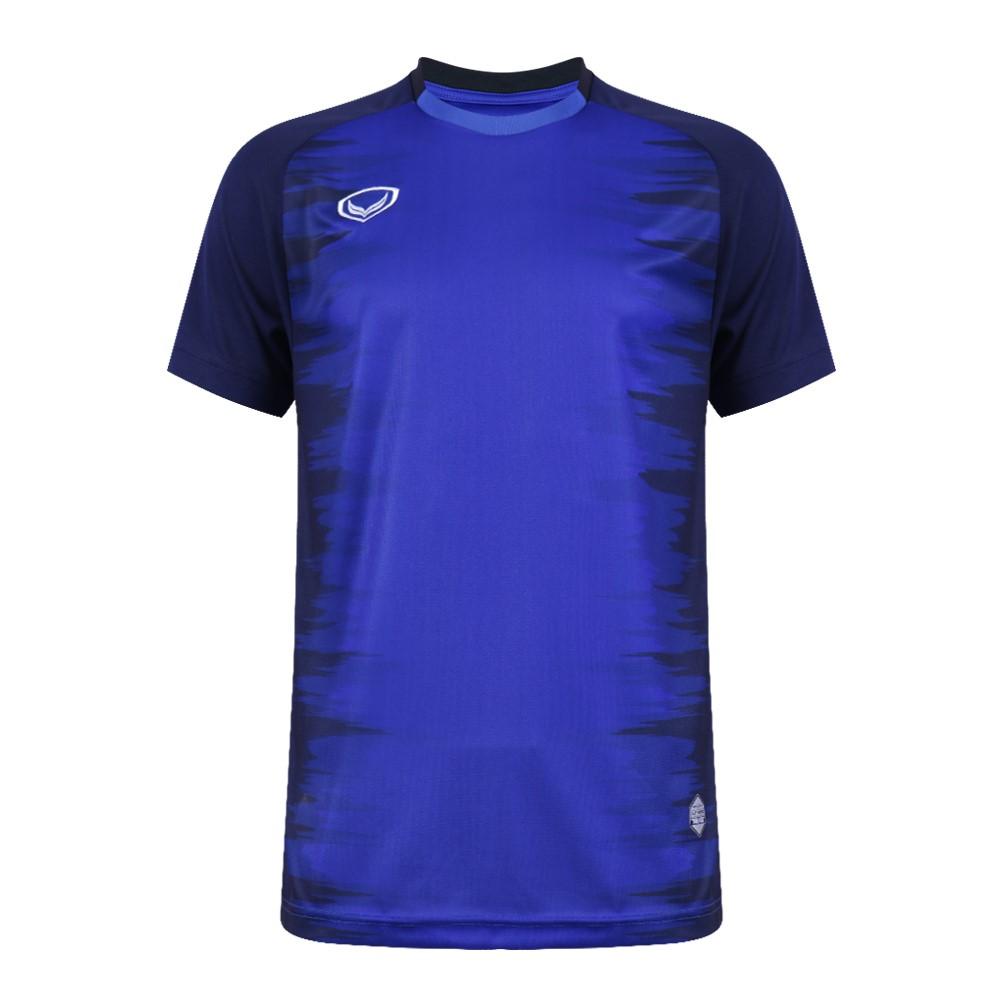 Áo bóng đá Grand Sport FB11544 màu xanh Navy