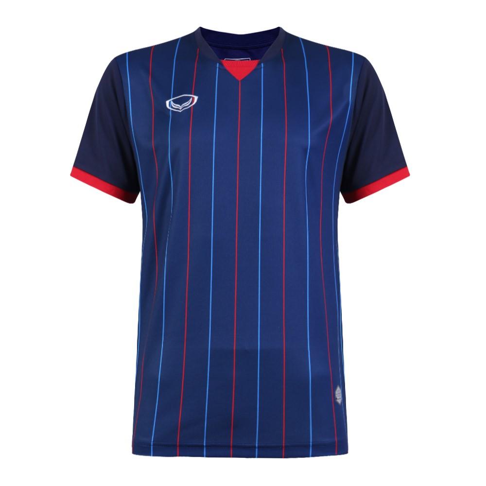 Áo bóng đá Grand Sport FB11545 màu Xanh Navy