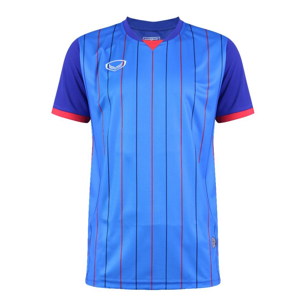 Áo bóng đá Grand Sport FB11545 màu Xanh dương