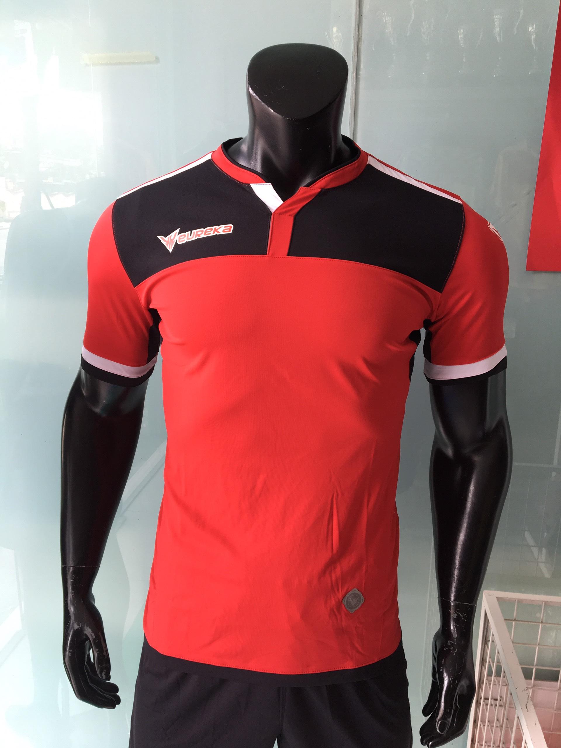 Áo bóng đá Eureka A5023 - giảm tới 40% cho đơn đội