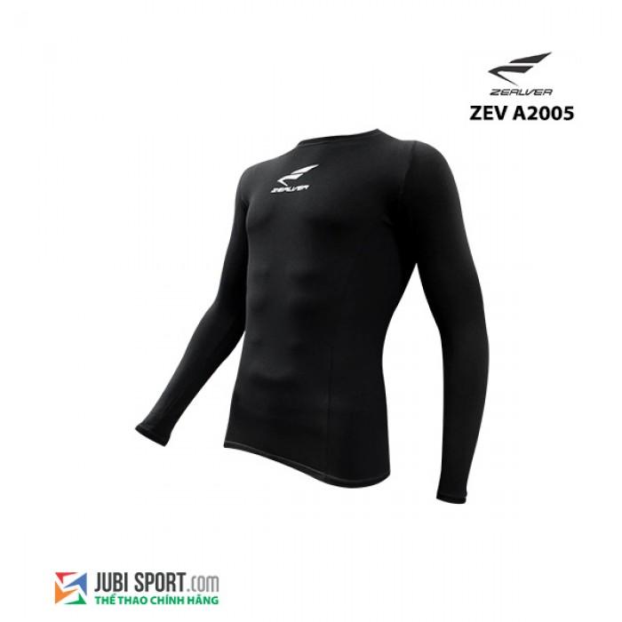 Áo bóng đá giữ nhiệt Zealver A2005
