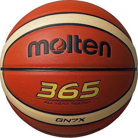 Quả bóng rổ da Molten BGN7X số 7
