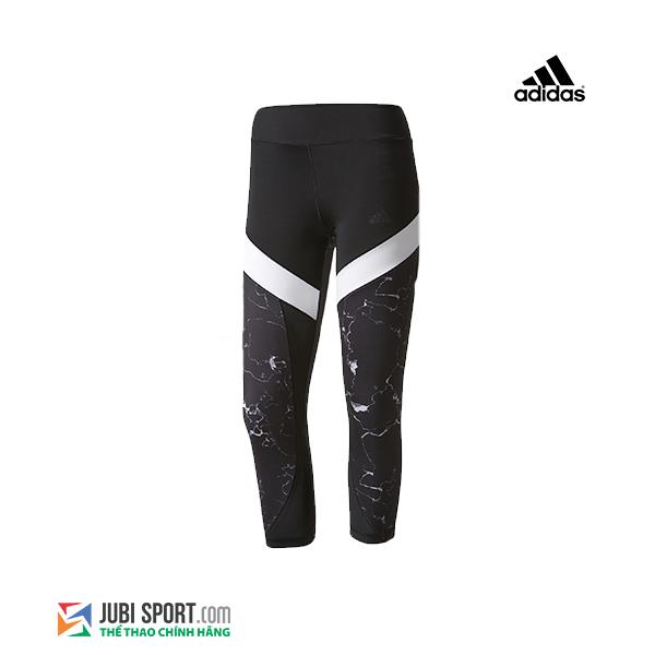Quần legging lửng Adidas Q2122