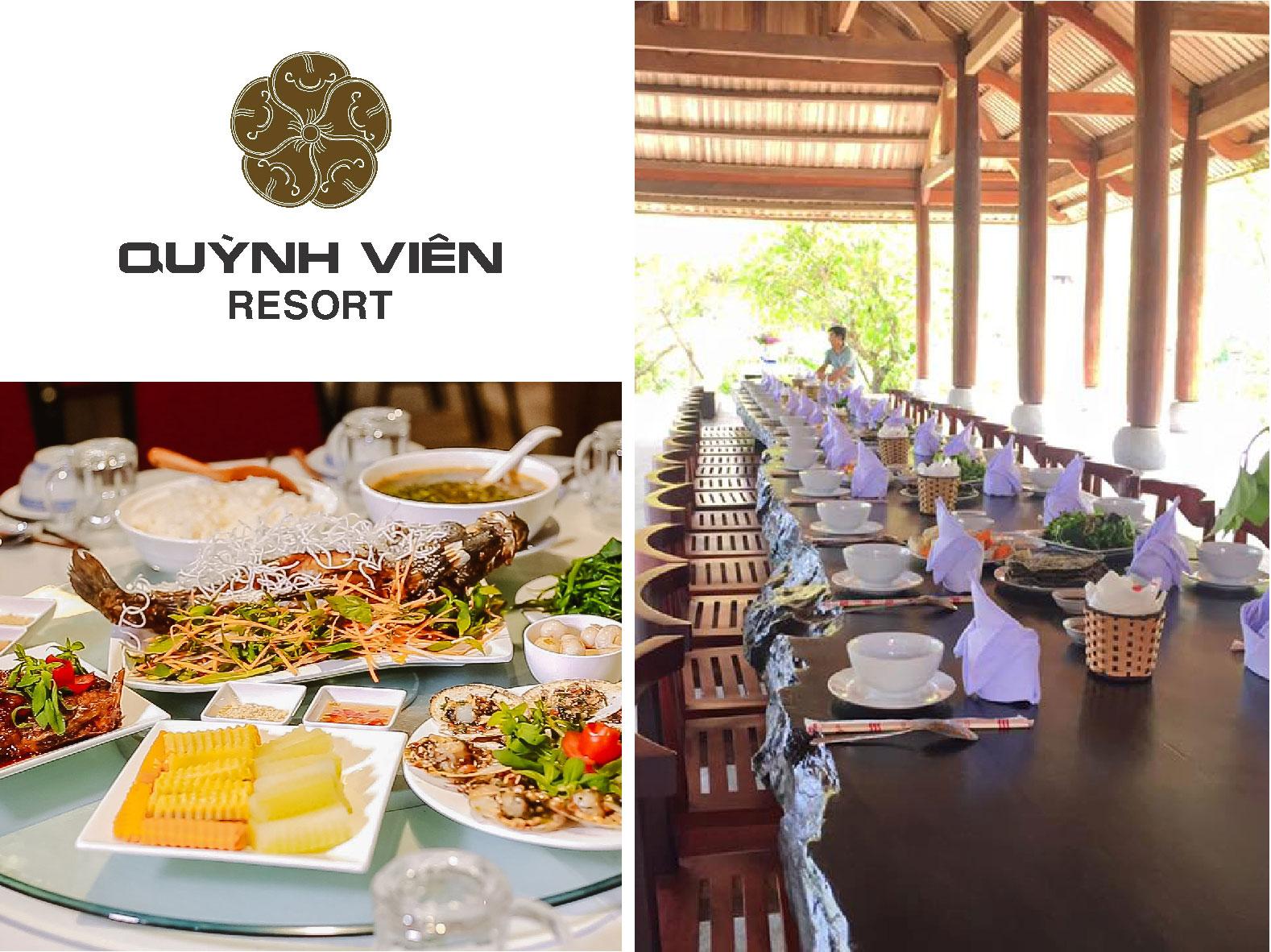 Nhà Hàng Resort Quỳnh Viên