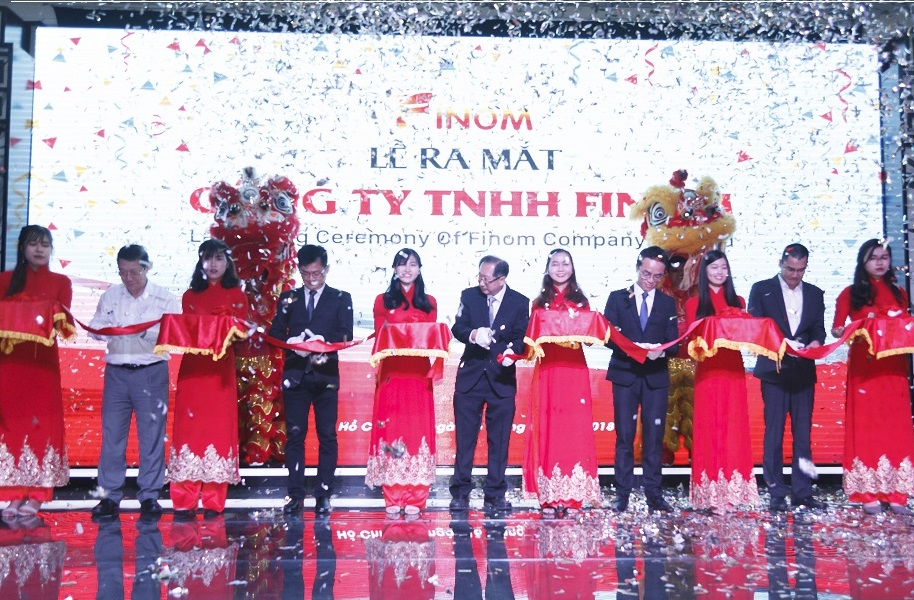 Launching Ceremony of Finom Company Limited