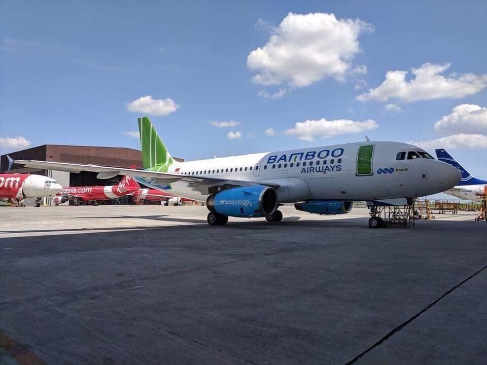 Bamboo Airways khai thác chuyến bay Thanh Hóa- Hồ Chí Minh | Phòng ...