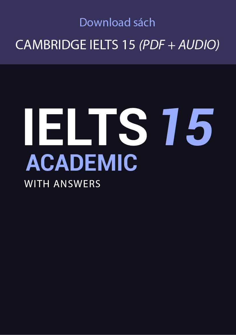 IELTS CAMBRIDGE 15  - 11BILINGO