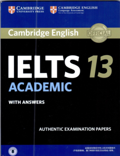 IELTS CAMBRIDGE 13 - 11BILINGO